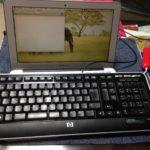 世界で一番カッコ悪いMacBook Airだと思います