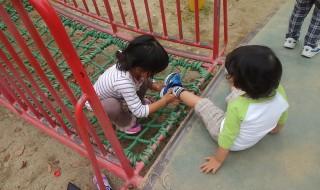 こんな小さな子供でも、人の役に立つことができます。